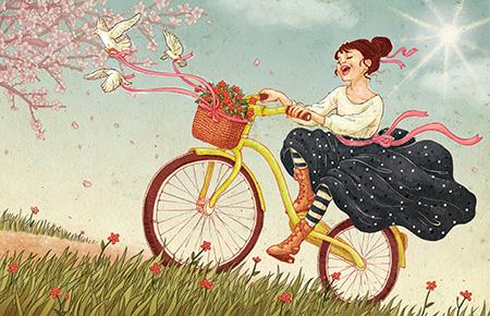 """Результат пошуку зображень за запитом """"поетичний велосипед"""""""