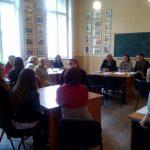 Теоретико-практичний семінар «Інтегрований підхід у побудові навчальних програм початкової школи».